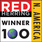 Red Herring 2010 Top 100 North America High Tech Startups Award