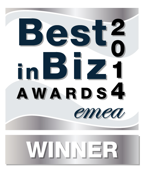 2014 Best in Biz Award in Enterprise Service of the Year Category
