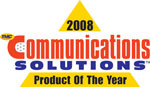 Communications Solutions, Product of the Year Award for WorldSmart