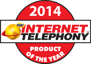 Internet Telephony - 2014 Product of the Year Award