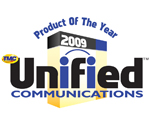 Unified Communications Solutions, Product of the Year Award for WorldSmart