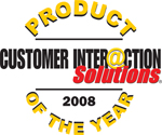 Customer Interaction Solutions, Product of the Year Award for WorldSmart CallCenter