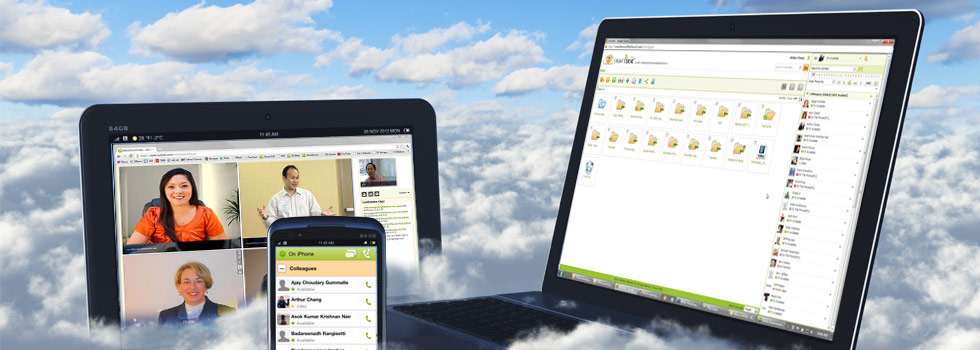 WorldSmart services are available anywhere on any device