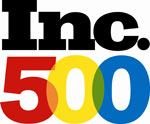 Inc. Magazine's Top 500 Fastest Growing Private Companies in America Award