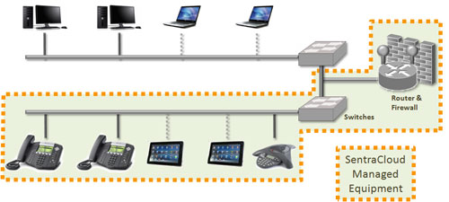 On-premises Networking Equipment
