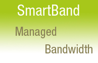 SentraCloud Fully Managed Bandwidth with SmartBand