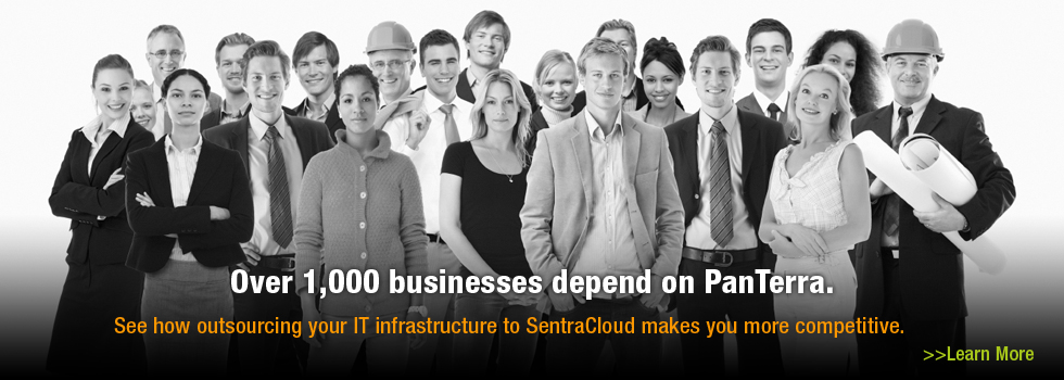 Over 1,000 businesses depend on PanTerra