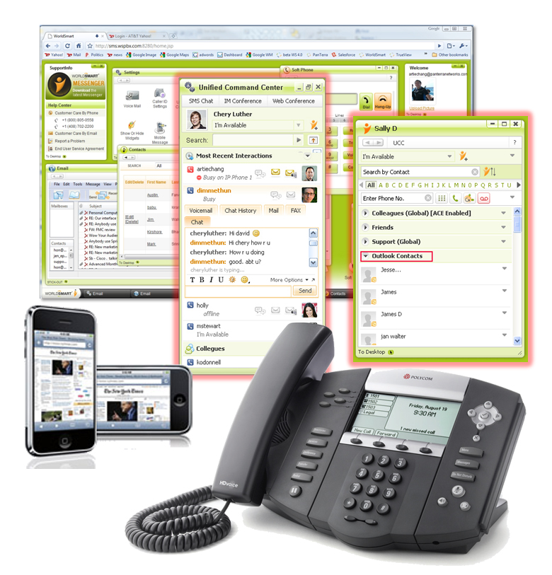 Industry's Best Cloud-based Unified Communications Solution