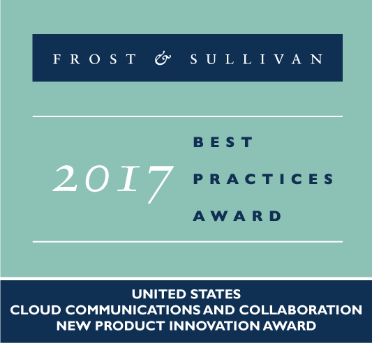 Frost and Sullivan 2017 New Product Innovation Award