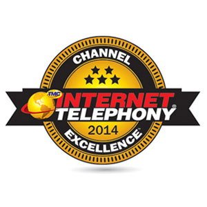 Internet Telephony Channel Excellence Award