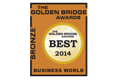 Golden Bridge award 2015