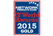 NPG Gold award 2015