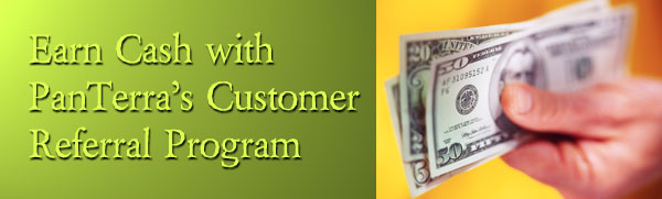 Customer partner referral program
