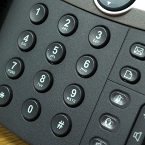 Existing Phone System